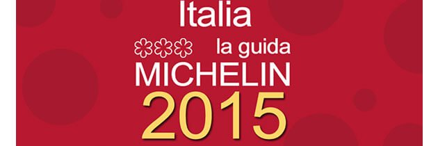 Michelin Guide Acknowledgement